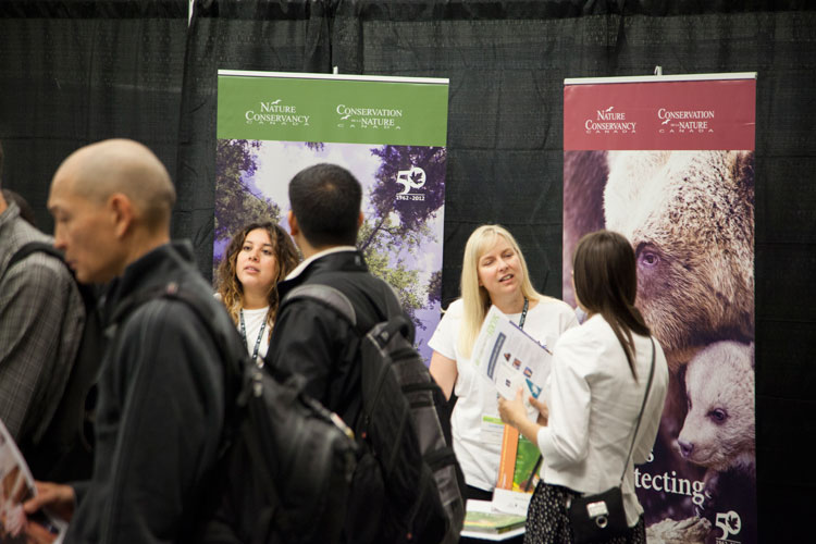 Nature Conservancy at the Job Pavilion
